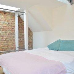Апартаменты Spacious Apartment for 4 in Trendy Shoreditch комната для гостей фото 3