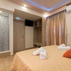 Отель El Barco Luxury Suites Греция, Аргасио - отзывы, цены и фото номеров - забронировать отель El Barco Luxury Suites онлайн комната для гостей фото 4