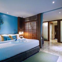 Отель Mai Khao Lak Beach Resort & Spa сейф в номере