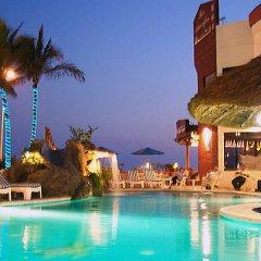 Olas Altas Inn Hotel & Spa бассейн фото 3