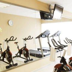 Отель Mision Express Merida Altabrisa фитнесс-зал фото 3