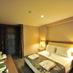 Отель Yasmak Comfort комната для гостей