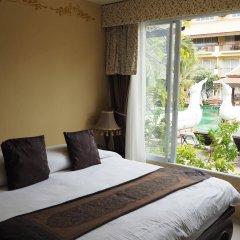 Отель Villa Thongbura комната для гостей фото 5
