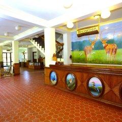 Отель Safari Adventure Lodge Непал, Саураха - отзывы, цены и фото номеров - забронировать отель Safari Adventure Lodge онлайн интерьер отеля фото 3