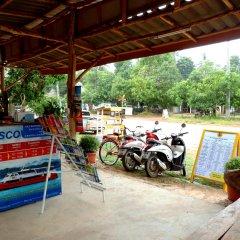 Отель Baan Ok Ланта парковка