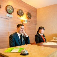Гостиница Oasis Inn Казахстан, Нур-Султан - 2 отзыва об отеле, цены и фото номеров - забронировать гостиницу Oasis Inn онлайн интерьер отеля фото 2
