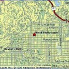 Отель Hollywood Downtowner Лос-Анджелес спортивное сооружение