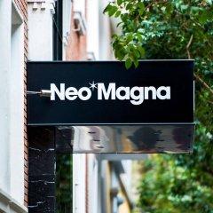 Отель NeoMagna Madrid городской автобус