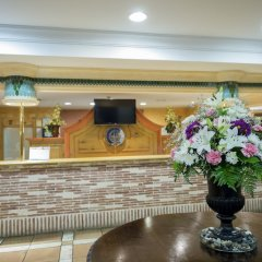 Hotel Guadalmina Spa & Golf Resort интерьер отеля фото 2