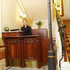 Hotel Quisisana Palace интерьер отеля