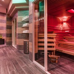 Отель Intercityhotel Berlin-Brandenburg Airport сауна