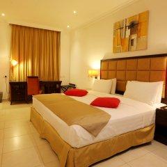 Corp Executive Hotel Doha Suites комната для гостей фото 2