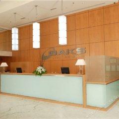 Oaks Liwa Heights Hotel Apartments интерьер отеля фото 3