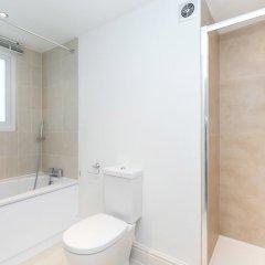Отель Urban Chic - Gore Street Великобритания, Лондон - отзывы, цены и фото номеров - забронировать отель Urban Chic - Gore Street онлайн ванная