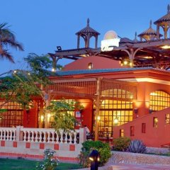 Отель Aqua Vista Resort & Spa Египет, Хургада - 1 отзыв об отеле, цены и фото номеров - забронировать отель Aqua Vista Resort & Spa онлайн приотельная территория фото 2