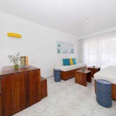 Отель Apartamentos Sotavento - Только для взрослых комната для гостей
