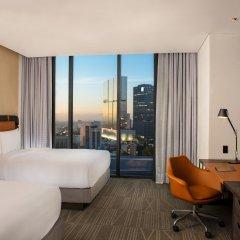 Отель Hilton Guadalajara Midtown Мексика, Гвадалахара - отзывы, цены и фото номеров - забронировать отель Hilton Guadalajara Midtown онлайн комната для гостей
