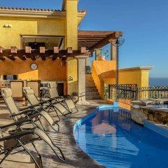 Отель Cabo Vacation Home Мексика, Кабо-Сан-Лукас - отзывы, цены и фото номеров - забронировать отель Cabo Vacation Home онлайн бассейн