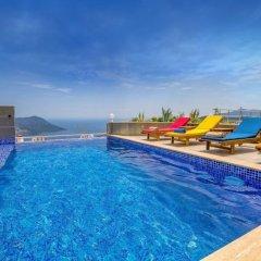 Отель Villa Natre Патара бассейн