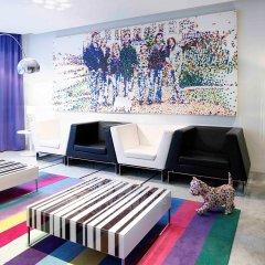 Отель Sofitel Luxembourg Le Grand Ducal комната для гостей