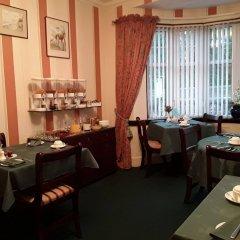 Отель Acer Lodge Guest House Эдинбург питание фото 3