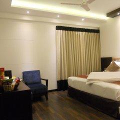 Отель Grand Godwin Индия, Нью-Дели - отзывы, цены и фото номеров - забронировать отель Grand Godwin онлайн комната для гостей