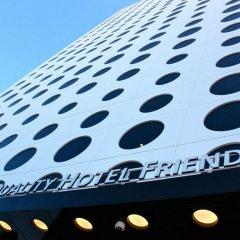 Отель Quality Friends Солна питание фото 3