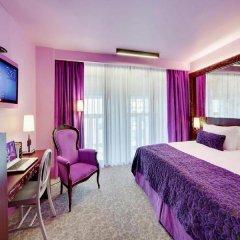 Гостиница Домина Санкт-Петербург 5* Мансардный номер с двуспальной кроватью фото 7