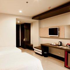 Отель Crystal Suites Suvarnabhumi Airport Бангкок удобства в номере фото 2