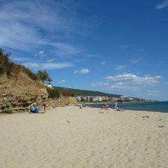 Отель Green Fort пляж