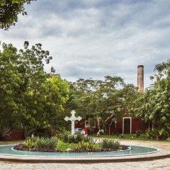 Отель Hacienda Santa Cruz фото 7