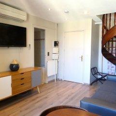 Отель Апарт-Отель Ajoupa Франция, Ницца - 1 отзыв об отеле, цены и фото номеров - забронировать отель Апарт-Отель Ajoupa онлайн удобства в номере