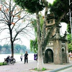 Отель Hanoi Central Homestay Ханой помещение для мероприятий фото 2