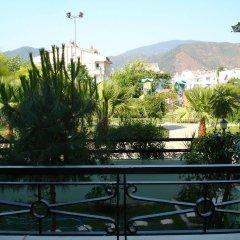 Отель Parkmar Apart балкон