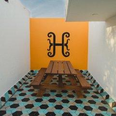 Отель Hostal Hidalgo - Hostel Мексика, Гвадалахара - отзывы, цены и фото номеров - забронировать отель Hostal Hidalgo - Hostel онлайн фитнесс-зал