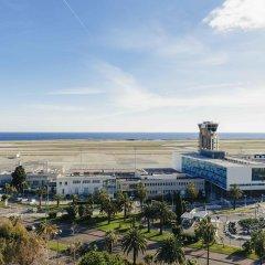 Отель Novotel Suites Nice Airport пляж