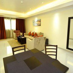 Отель Alain Hotel Apartments ОАЭ, Аджман - отзывы, цены и фото номеров - забронировать отель Alain Hotel Apartments онлайн комната для гостей