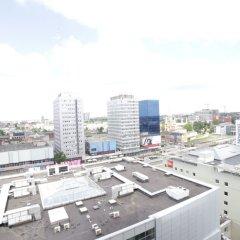 Отель Lite House балкон