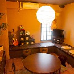 Отель K's House Tokyo Oasis Токио интерьер отеля