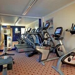 Corus Hotel Hyde Park фитнесс-зал