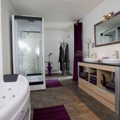Отель B&B Luxe Suites-1-2-3 спа