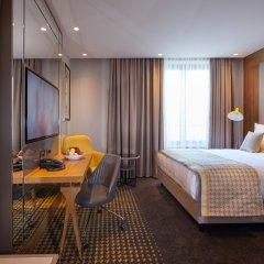 Отель TITANIC Chaussee Berlin комната для гостей