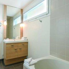 Отель Appart'City Confort Paris Grande Bibliotheque Франция, Париж - отзывы, цены и фото номеров - забронировать отель Appart'City Confort Paris Grande Bibliotheque онлайн ванная