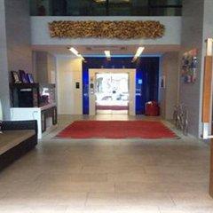 Отель Icheck Inn Silom Бангкок интерьер отеля