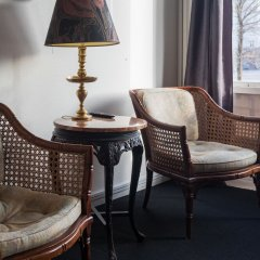 Отель JØRGENSEN Копенгаген удобства в номере