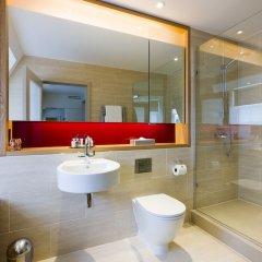 Отель Apex Temple Court Hotel Великобритания, Лондон - отзывы, цены и фото номеров - забронировать отель Apex Temple Court Hotel онлайн ванная