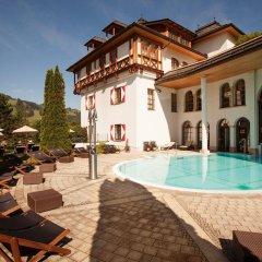 Отель A-ROSA Kitzbühel бассейн фото 3