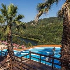 Отель Aldeia do Tâmega Португалия, Марку-ди-Канавезиш - отзывы, цены и фото номеров - забронировать отель Aldeia do Tâmega онлайн бассейн фото 2