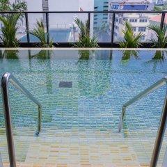 Отель Citadines Bangkok Sukhumvit 8 Бангкок бассейн