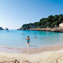 Отель Apartamentos Cala d'Or Playa пляж фото 2